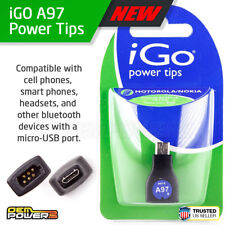 NEW iGo Power Tip Micro USB For SAMSUNG Galaxy S2 S3 S4 ACE S Duos Note 2Phone