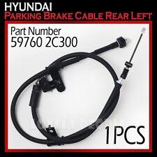New OEM Parking Brake Cable Rear Left 597602C300 for Hyundai Tiburon 03 - 04