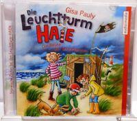 Die Leuchtturm Haie + Die Beute der Strandpiraten + Hörbuch auf 2 CD für Kinder