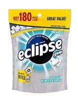 Eclipse Gum Large Bag Wrigley's Gum Polar Ice Sugar Free Refill