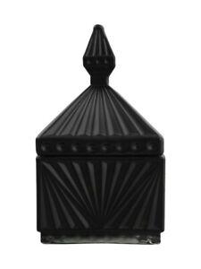Alchemy Candle Vintage Scented Candle Jar Black 6.5x11.3x6.5cm
