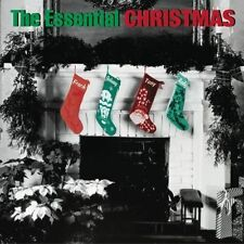 THE ESSENTIAL CHRISTMAS 2CD NEW Frank Sinatra Doris Day Percy Faith Mel Torme