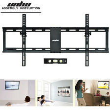 "Up to 85"" Large TV Wall Mount Bracket Cantilever Tilt Fixed for Brick Stud Wood"