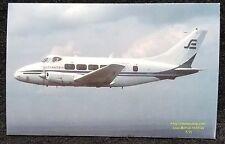 LMH Postcard  SOUTHEASTERN AIRLINES Air COMMUTER DeHavilland DH104 Riley Dove