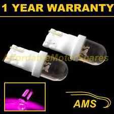 2X W5W T10 501 XENON PINK DOME LED INTERIOR COURTESY LIGHT BULBS HID IL100101