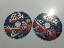 Super Mario Galaxy  Nintendo Wii version PAL España SOLO CD