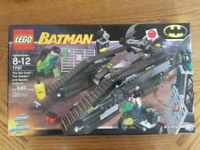 Lego 7787 The Bat-Tank The Riddler and Bane's Hideout Batman DC MISB New Sealed