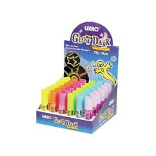 Leeho Glow In The Dark Paint Pens Machine Washable Non Toxic Fabric