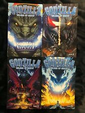 Godzilla Rulers of Earth Comic Book Volume 1-4 Paperback Complete Set Rare