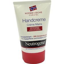 NEUTROGENA norweg.Formel Handcreme unparfümiert 50ml PZN 2582578
