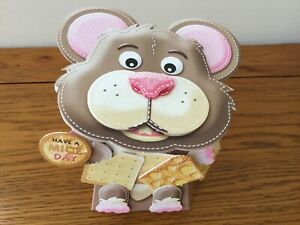 Mouse Pop Up Box Card, 'Have a Mice Day'