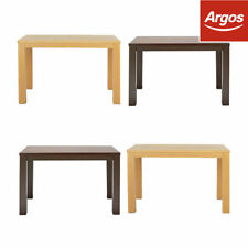 Argos Contemporary Oak Tables