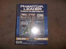 Dan Verssen Games DVG Phantom Leader The Vietnam Air War Deluxe Edition SW