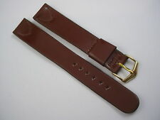 Vintage exotic NEW OLD STOCK JB Champion Shell Cordovan watch band strap 11/16""