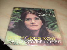"""JUDY COLLINS """"BOTH SIDES NOW""""  ITALY'70 PROMO"""