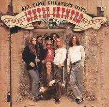 Lynyrd Skynyrd - All Time Greatest Hits CD, Near Mint Condition, Issued in 2000