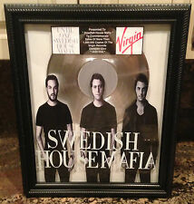 Swedish House Mafia Platinum Record Disc Album Music Award MTV Grammy RIAA