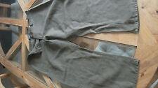 KJ BRAND 7//8 Pantalon Susie Blanc schlupfbund-WASH /& GO NEUF-Confortable OBER