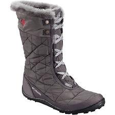 NIB COLUMBIA Minx Mid II BOOT Shale Gray -25F WINTER FASHION Womens 11 U.S. Shoe