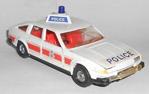 CORGI TOYS -  ROVER 3500 'POLICE' CAR 1980