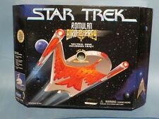 PLAYMATES STAR TREK TNG ROMULAN BIRD OF PREY! NM!