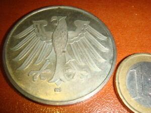 Germany 1974 President Walter Scheel 925 Silver Medal , Token Coin Deutschland