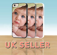 """PERSONALISED CUSTOM PRINTED Hard Plastic Phone Case Cover for iPhone 6 6s 4.7"""""""