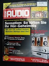 AUDIO MIT AUDIOPHILE CD,HÖRKURS 5,ARL ENTRY 4,EPOS ELS 3,KEF CRESTA 10,NAD C 320