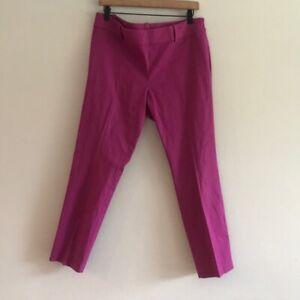 Ann Taylor Chelse A Crop Ankle Pants Size 10