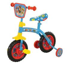 "Paw Patrol Kids Toddlers Convertible Training Balance Bike 10"" Wheel 2in1 M14523"