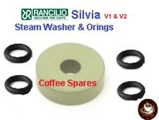 Rancilio Silvia V1 & V2 Steam Valve and Pipe service Kit espresso coffee machine