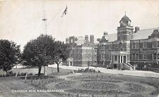 CHATHAM KENT UK NEW NAVAL BARRACKS POSTCARD 1094 PSTMK