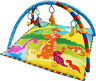 Bebe Style Dino Baby Soft Playmat Nest Activity Gym Floor Mat  Toy