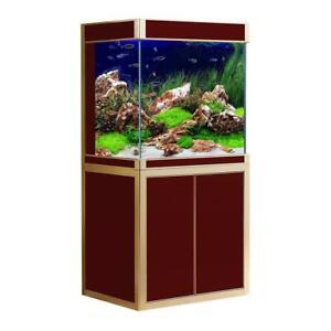 100 Gallon Tempered Ultra-Transparent Glass Full Metal Frame Complete Aquariums