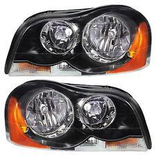 Scheinwerfer Set (rechts & links) Volvo XC90 Bj. 02->> H7+H7