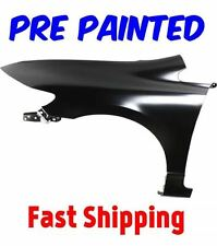 New PRE PAINTED Driver LH Fender for 2006-2011 Honda Civic Sedan  w Free TouchUp