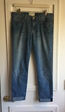 Current Elliot The Rolled Skinny Apache Jeans Light Wash Size 29