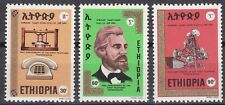 Ethiopia: 1976 Centenary of the First Telephone Transmission, MNH