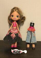 Rare Bratz Kidz Doll - Yasmin with 2 Outfits - Bratz Doll