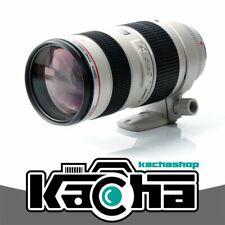 SALE Canon EF 70-200mm f/2.8 L USM Lens