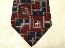 Roundtree & Yorke Tie Silk New With Tags