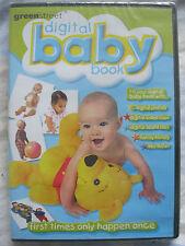 Greenstreet. DIGITAL BABY BOOK. PC CD ROM. EAN: 092939201061. NEW/SEALED