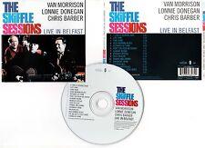 "THE SKIFFLE SESSIONS ""Live In Belfast"" (CD) Van Morrison,Lonnie Donegan... 2000"