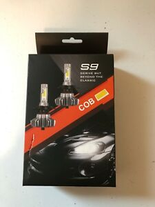 S9 COB LED Headlight