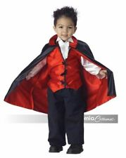 Forum Child Magician Vampire Witch Wizard Character Cape Costume, Black, 36""
