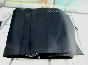 Mary Kay Hanging Travel Roll Up Bag Cosmetic Makeup Case Removable Pouches