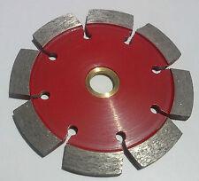 "10 Pack 4"" x 250 12mm Tuck Point Diamond Blade"