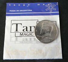Folding Coin Half Dollar, Traditional système Tango Magic coin, Tour Pièce