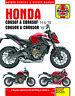 2014-2019 Honda CB650F CBR650F CB650R CBR650R CB CBR 650 REPAIR MANUAL 6461