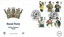 GB 2009 ROYAL NAVY UNIFORMS STUART OFFICIAL FIRST DAY COVER